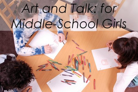 Art and Talk for Girls